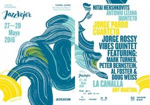 La Canalla en Jazz Vejer 2016